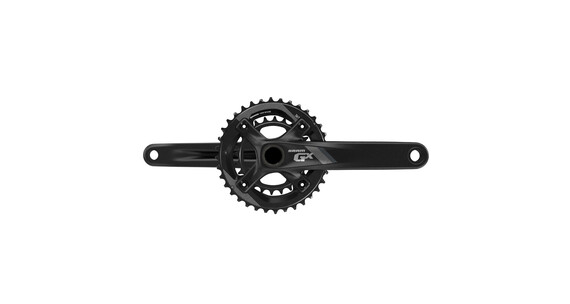 SRAM GX-1000 Zwengel 38/24T 10-speed BB30 zwart